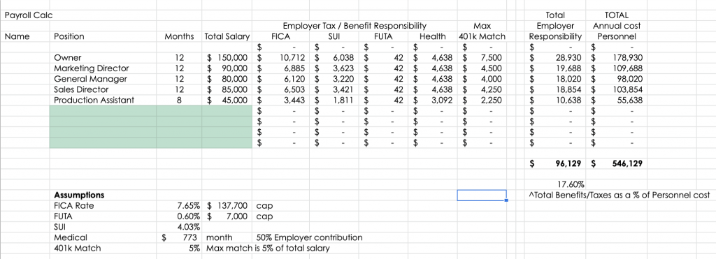 Salary Calculator Image